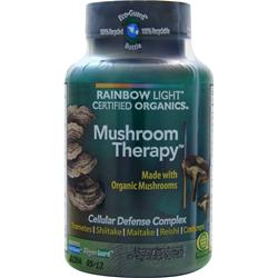 RAINBOW LIGHT Certified Organics - Mushroom Therapy 60 vcaps