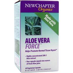 New Chapter Aloe Vera Force 60 vcaps