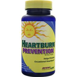 RENEW LIFE Heartburn Prevention Best by 9/14 60 vcaps