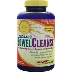 RENEW LIFE Organic Bowel Cleanse 150 vcaps