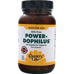 COUNTRY LIFE Power-Dophilus 100 caps