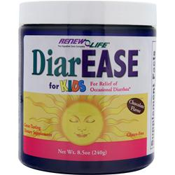 RENEW LIFE DiarEase for Kids Chocolate Flavor 8.5 oz