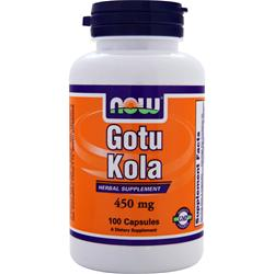 NOW Gotu Kola (450mg) 100 caps