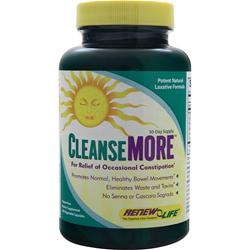 Renew Life CleanseMore 100 vcaps
