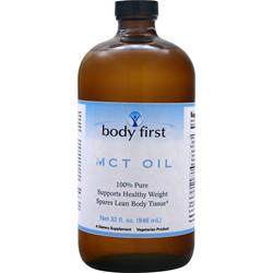 Body First MCT Oil - 100% Pure 32 fl.oz