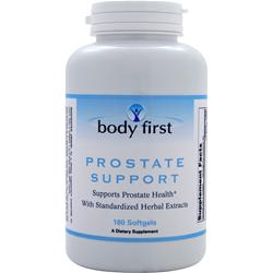 Body First Prostate Support 180 sgels