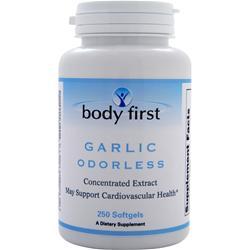 Body First Garlic - Odorless 250 sgels