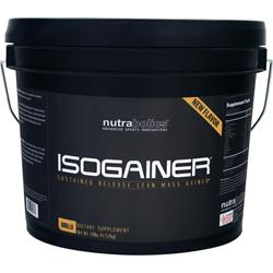 NUTRABOLICS IsoGainer Vanilla 10 lbs