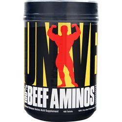 Universal Nutrition 100% Beef Aminos 400 tabs