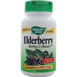NATURE'S WAY Elderberry 100 caps