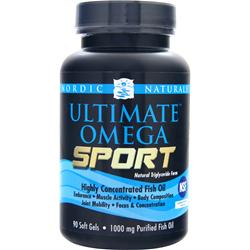 Nordic Naturals Ultimate Omega Sport 90 sgels