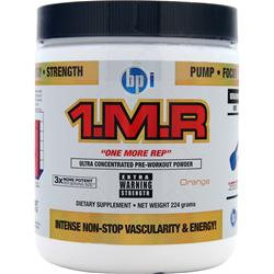 BPI 1.M.R Powder Orange 224 grams