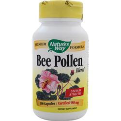 Nature's Way Bee Pollen Blend 100 caps