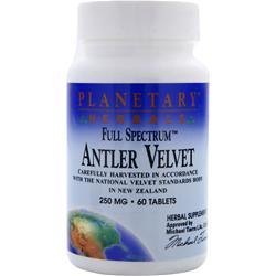 Planetary Formulas Antler Velvet (250mg) 60 tabs