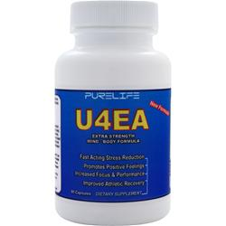 PURE LIFE U4EA - Extra Strength 90 caps