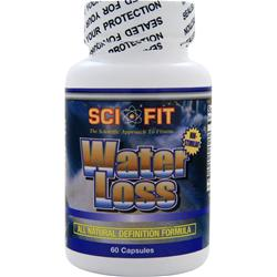 SCI-FIT Water Loss 60 caps