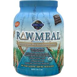 GARDEN OF LIFE Raw Meal - Beyond Organic Meal Replacement Formula 2.6 lbs
