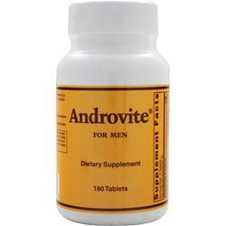 Optimox Androvite for Men 180 tabs