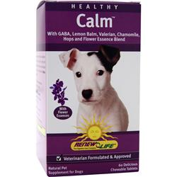 RENEW LIFE Healthy Calm for Pets 60 tabs