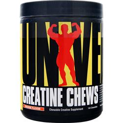 UNIVERSAL NUTRITION Creatine Chews Orange Flavor 144 chews