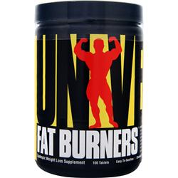 UNIVERSAL NUTRITION Fat Burners Easy-to-Swallow 100 tabs
