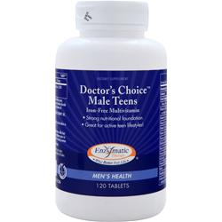 ENZYMATIC THERAPY Doctor's Choice M Teens 120 tabs