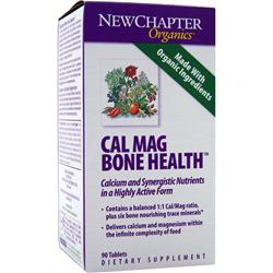 New Chapter Cal Mag Bone Health 90 tabs