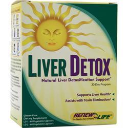 RENEW LIFE Liver Detox 1 kit