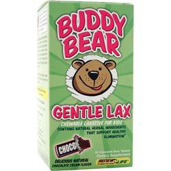 RENEW LIFE Buddy Bear Gentle Lax Chocolate Cream 60 chews