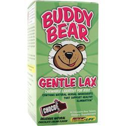 Renew Life Buddy Bear Gentle Lax Chocolate Cream 60 chews