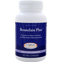 ENZYMATIC THERAPY Bromelain Plus 90 caps