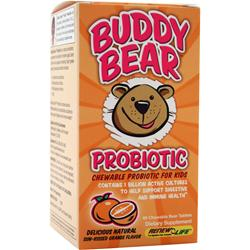 RENEW LIFE Buddy Bear Probiotic 60 chews