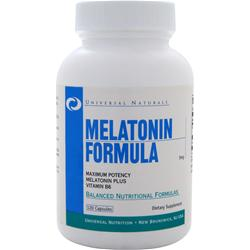 UNIVERSAL NUTRITION Melatonin Formula 120 caps