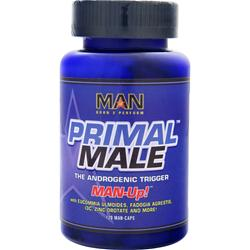 Man Sports Primal Male 120 caps