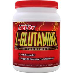 MET-RX L-Glutamine Powder 1000 grams