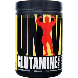 Universal Nutrition Glutamine Capsules 100 caps