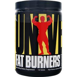UNIVERSAL NUTRITION Fat Burners 110 tabs