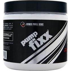 Advanced Muscle Science Pump Fixx Fruit Punch 262.7 grams