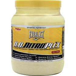 EVERNUTRITION Everlast N.O. NitroPlex Powder Fruit Punch 1.93 lbs