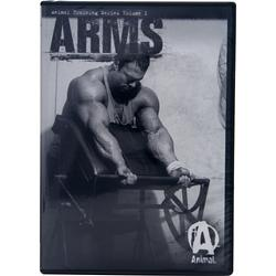 Universal Nutrition Animal Training Series DVD Volume I - Arms 1 unit