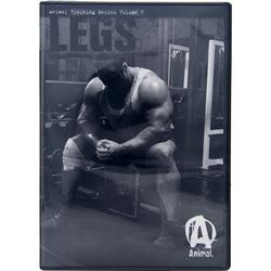Universal Nutrition Animal Training Series DVD Volume V - Legs 1 unit