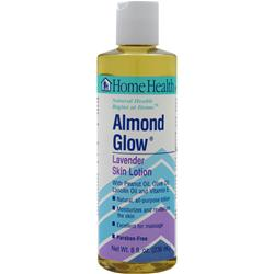 HOME HEALTH Almond Glow Skin Lotion Lavender 8 fl.oz