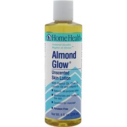 HOME HEALTH Almond Glow Skin Lotion Unscented 8 fl.oz