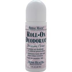 HOME HEALTH Roll-On Deodorant Herbal Scent 3 fl.oz