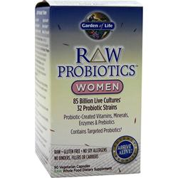 Garden Of Life Raw Probiotics - Women 90 vcaps