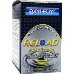 MRM Reload - Stick Packs Lemonade 20 pckts
