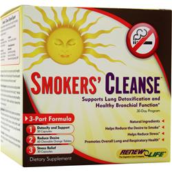 Renew Life Smokers' Cleanse 1 kit
