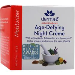 DERMA-E Age-Defying Night Creme 2 oz