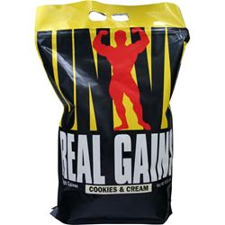 Universal Nutrition Real Gains Cookies & Cream 10.6 lbs