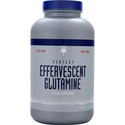 Nature's Best Perfect Effervescent Glutamine Fruit Punch 500 grams